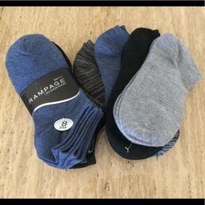 Rampage Ankle Socks (16 Pairs Included)